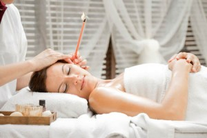 Hopi Ear Candling In Spa